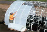 Solexx Greenhouse Covering
