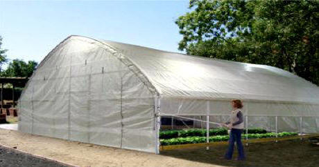 High Tunnels Greenhousessale Poly Film Greenhouse Kits