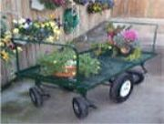 garden supplies-this home garden cart is Small Customer Wagon 20-1/2