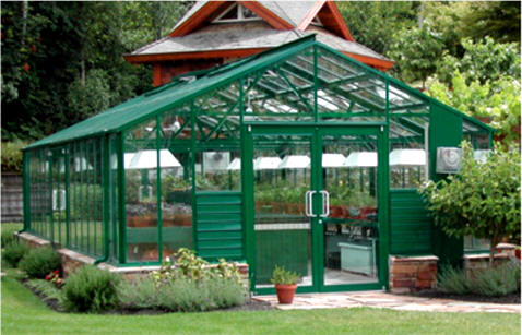 Traditional Glass Greenhouses Sale Gothic Arch Greenhouses