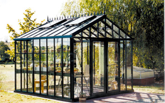 Victorian glass greenhouses sale gothic arch greenhouses for Build a victorian greenhouse